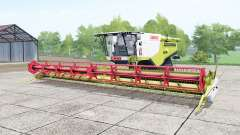 Claas Lexion 780 TerraTrac june bud for Farming Simulator 2017