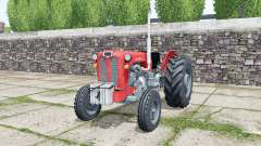 IMT 558 coral red for Farming Simulator 2017