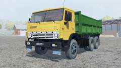 KamAZ-55102 1980 for Farming Simulator 2013