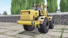 Kirovets K-700A Gety for Farming Simulator 2017