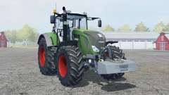 Fendt 828 Vario with weight for Farming Simulator 2013
