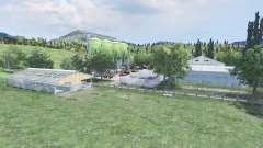 Vanilla Valley v1.1 for Farming Simulator 2013