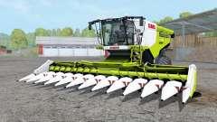 Claas Lexion 780 TerraTrac for Farming Simulator 2015