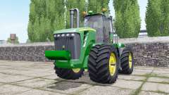 John Deere 9630 spanish green for Farming Simulator 2017