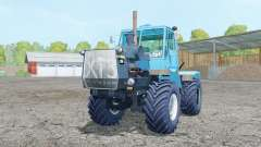 T-150K-09 soft blue for Farming Simulator 2015