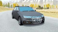 Audi RS 6 Avant (C7) for BeamNG Drive