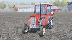 Ursus C-330 vivid red for Farming Simulator 2013