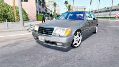 Mercedes-Benz S70 AMG (W140) for American Truck Simulator