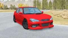Hirochi Sunburst Sport RS v2.9 for BeamNG Drive