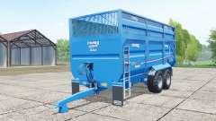 Stewart PS18-23H pure blue for Farming Simulator 2017