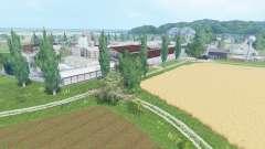 Agro Farma Russian version for Farming Simulator 2015