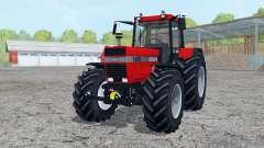 Case IH 1455 XL vivid red for Farming Simulator 2015