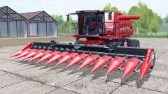 Case IH Axial-Flow 9240 crawler modules for Farming Simulator 2017
