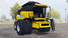 New Holland CR9090 yellow for Farming Simulator 2013
