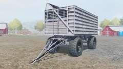 Conow HW 80 submarine for Farming Simulator 2013