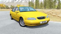 Ibishu Pessima 1996 turbo diesel engine for BeamNG Drive