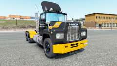 Mack R600 Day Cab 6x4 for Euro Truck Simulator 2