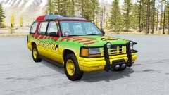 Gavril Roamer Tour Car Beamic Park v2.0.1 for BeamNG Drive