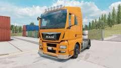 MAN TGX 18.360 4x2 for American Truck Simulator