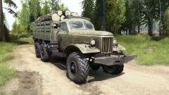 ZIL-157КД for MudRunner