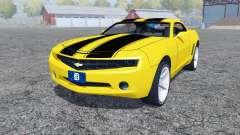 Chevrolet Camaro 2010 for Farming Simulator 2013