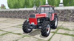 Zetor 12045 Crystal sunburnt cyclops for Farming Simulator 2017