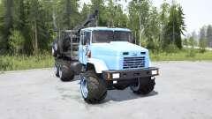 KrAZ-6322 for MudRunner