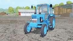 MTZ-80, Belarus blue color for Farming Simulator 2015