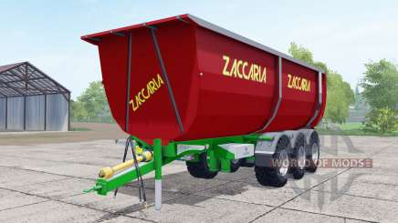 Zaccaria ZAM 200 DP8 Super Plus strong red for Farming Simulator 2017