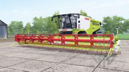 Claas Lexion 770 rebuilt for Farming Simulator 2017