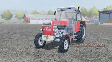 Ursus 1201 light red for Farming Simulator 2013