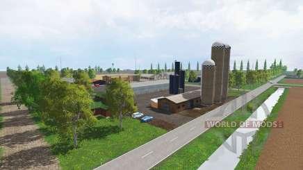 Frisian march v2.8 for Farming Simulator 2015