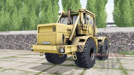 Kirovets K-700A soft orange color for Farming Simulator 2017