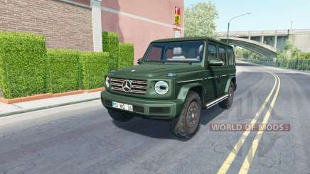 Mercedes-Benz G 500 (Br.463) 2018 for American Truck Simulator