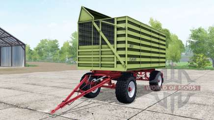 Conow HW 80 V5.1 swamp for Farming Simulator 2017