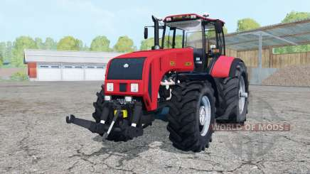 Belarus 3522 animated elements for Farming Simulator 2015