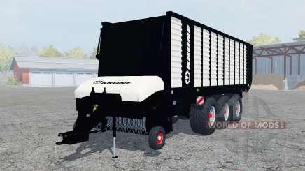 Krone ZX 550 GD Black Edition for Farming Simulator 2013