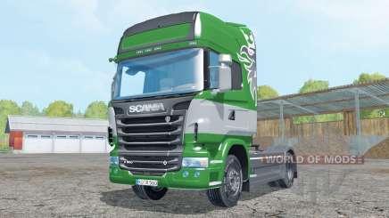 Scania R560 Highline for Farming Simulator 2015