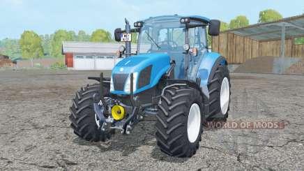 New Holland T5.115 FL console for Farming Simulator 2015