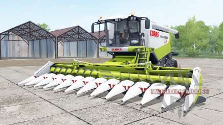 Claas Lexion 580 TerraTrac _ for Farming Simulator 2017