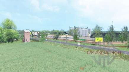 Agro Pomorze v5.0 for Farming Simulator 2015