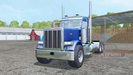 Peterbilt 379 Day Cab for Farming Simulator 2015
