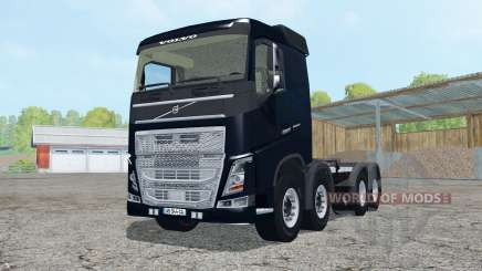 Volvo FH16 8x8 for Farming Simulator 2015