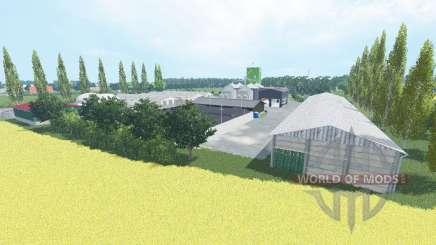 Northwestern Mecklenburg v0.9.1 for Farming Simulator 2015