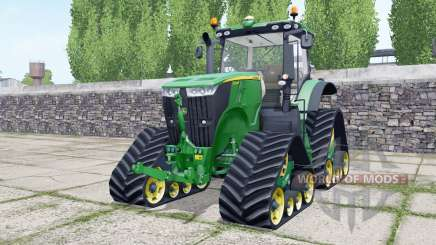 John Deere 7200R track systems for Farming Simulator 2017