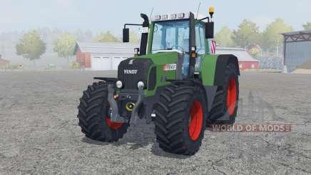 Fendt 820 Vario TMS goblin for Farming Simulator 2013