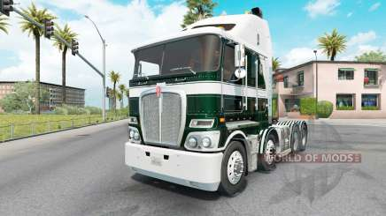 Kenworth K200 8x4 for American Truck Simulator