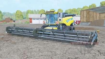New Holland CR10.90 titanium yelloⱳ for Farming Simulator 2015