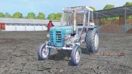 Ursus C-4011 animated element for Farming Simulator 2015