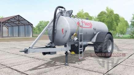 Fliegl VFW 10600 aluminium for Farming Simulator 2017